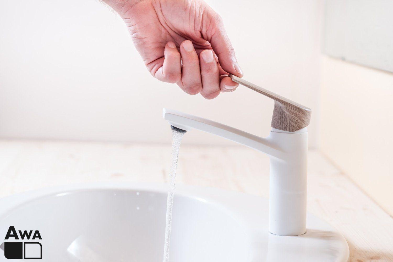 AWA - Sydney- RED DOT DESIGN AWARD 2015- washbasin single lever tap ...
