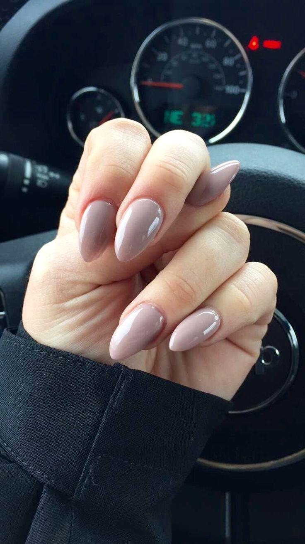 Mandelform-Acrylspitzen, #acrylicnails #acrylspitzen #mandelform #nailsshape