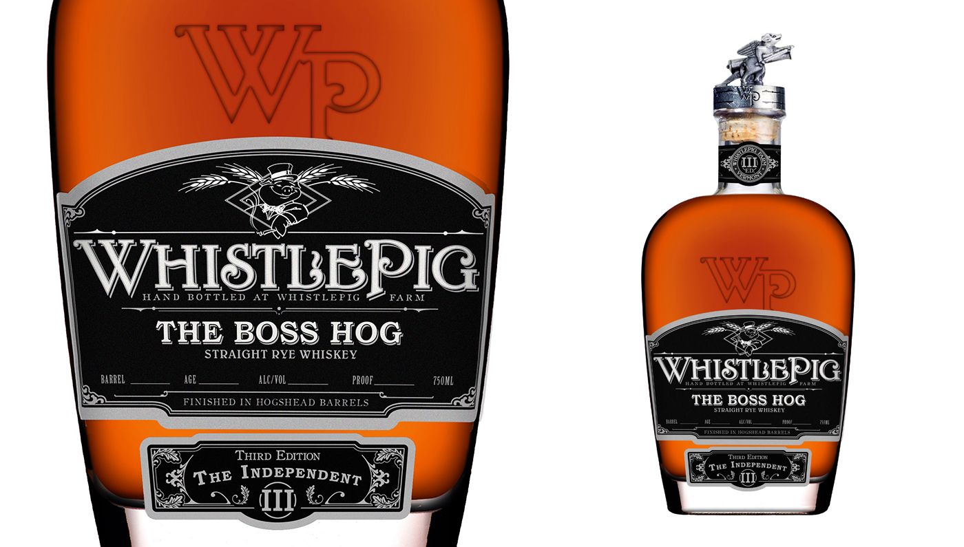 WhistlePig's Latest LimitedRelease Rye Whiskey Is a