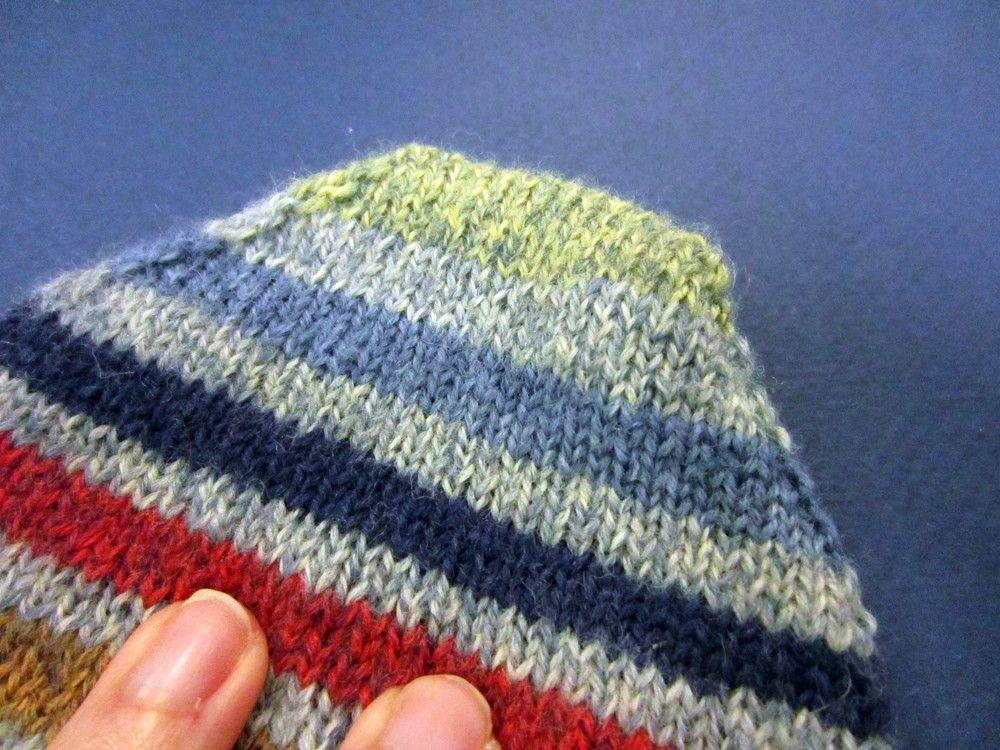 Toe Up Sock Pattern Tutorial- THE BEST ONE!!! | Knitting socks ...