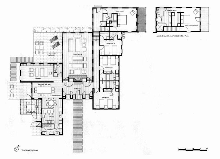 Image Result For Nantucket Floor Plan Luxury House Plans Modern Farmhouse Interiors Newell