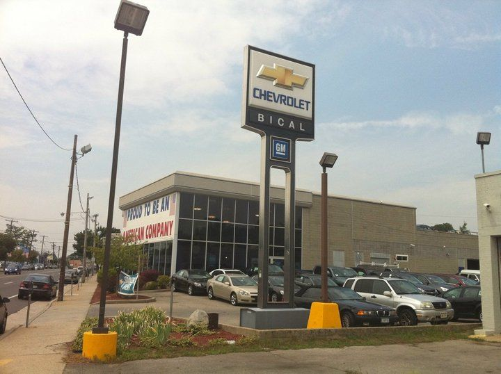 Bical Chevrolet Chevrolet Highway Signs Happy Customers