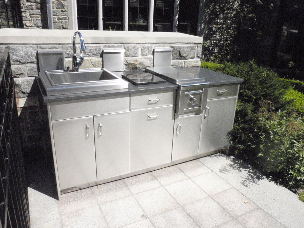 Pin On Outdoor Kitchen Easy Design