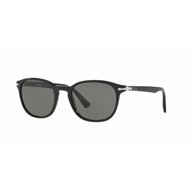 Persol Mens PO3148S 901458 Square Sunglasses, Men's