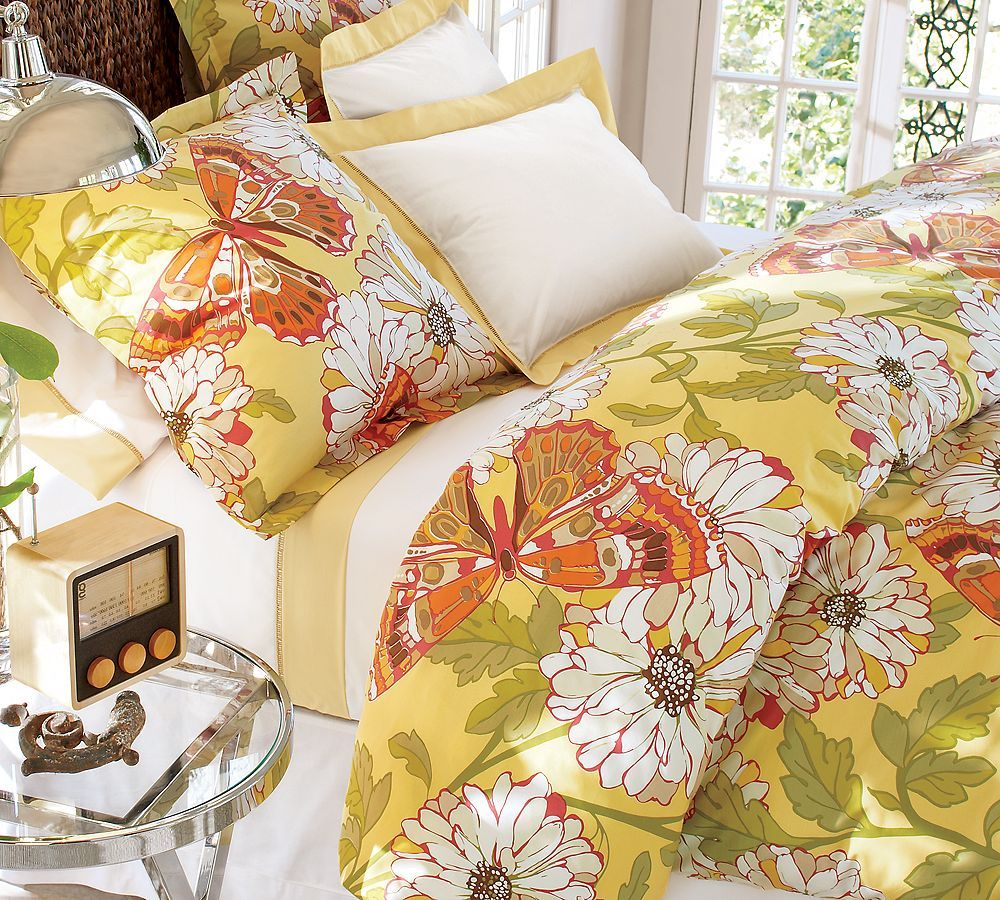Butterfly Bedding From Pottery Barn Years Ago Organic