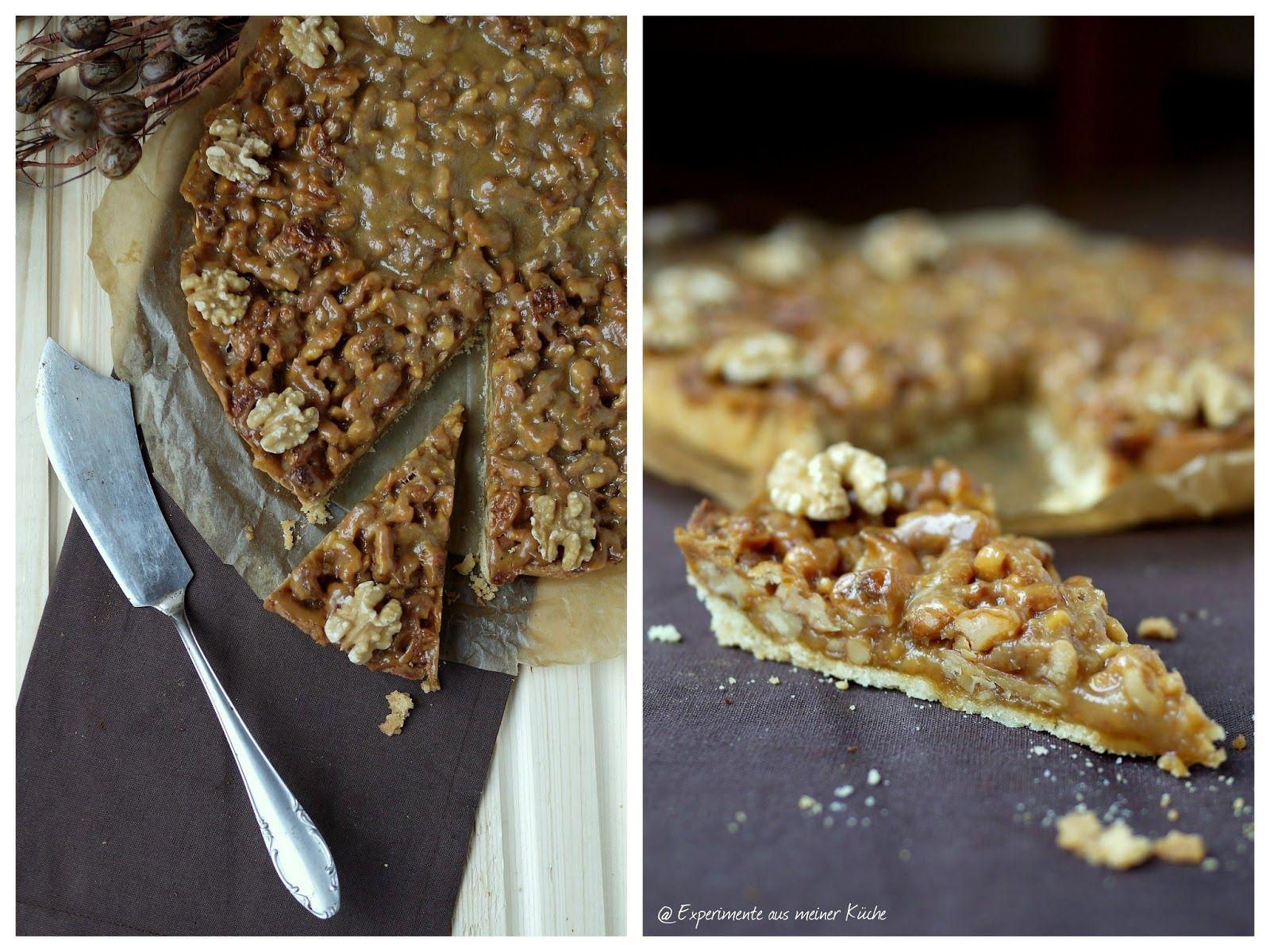 Ich Back Mir Walnuss Karamell Tarte Cakes Tarts Pinterest