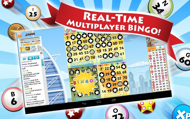 Bingo Blitz Free Bingo Slots Zrzut Ekranu