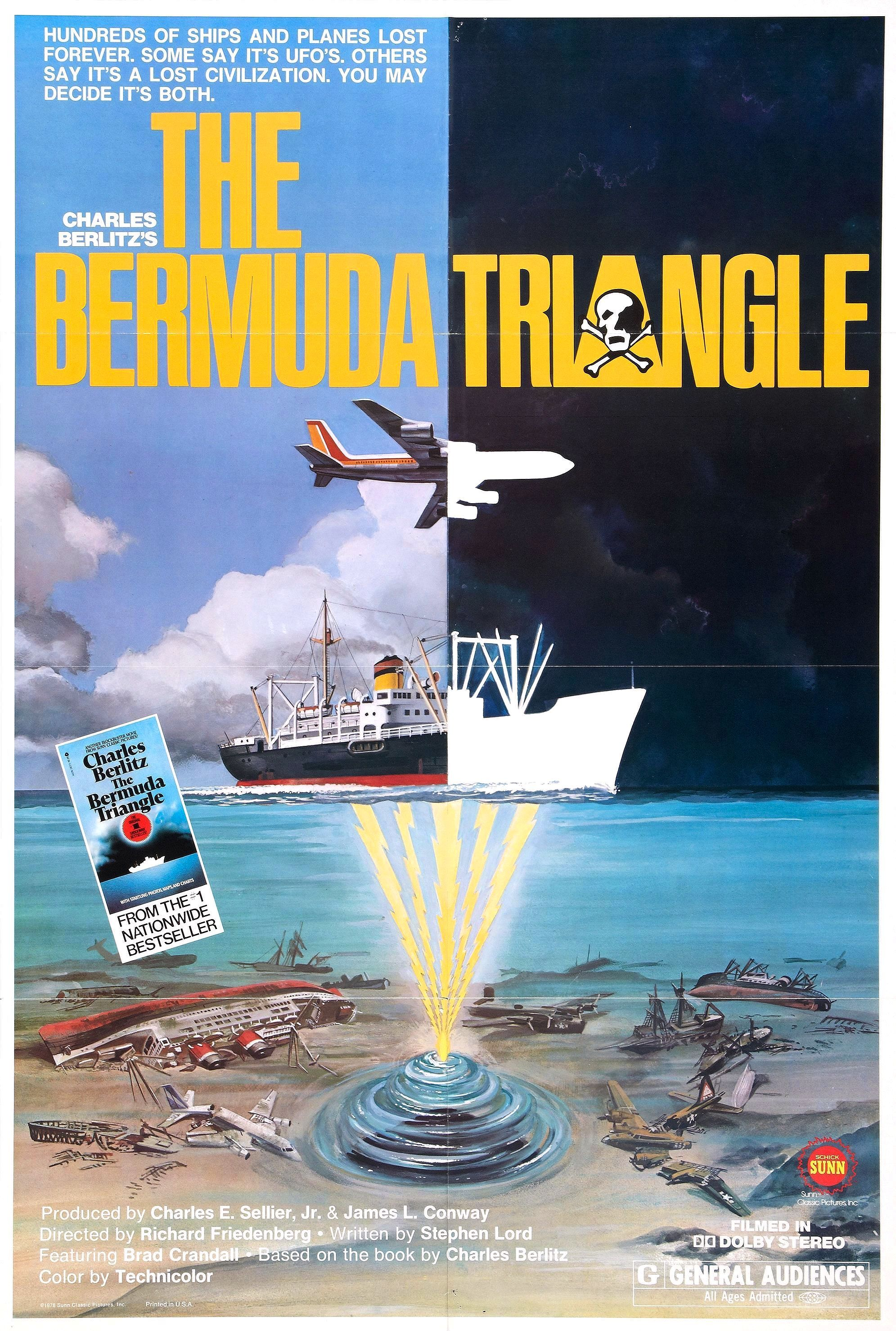 the bermuda triangle 1979 movie posters bermudas the bermuda triangle 1979