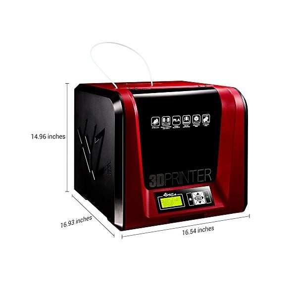 Open Filament] da Vinci Jr  1 0 Pro  3D Printer ~6