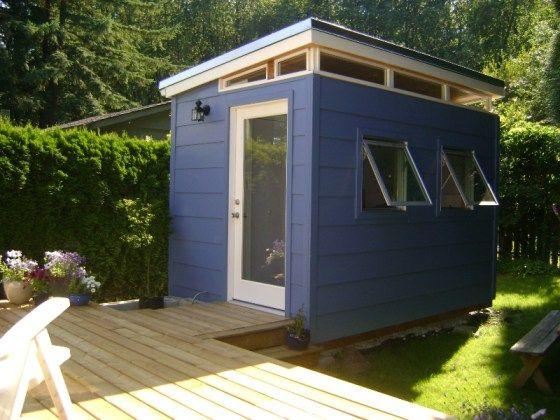 teenage hideaway sheds vancouver westcoast outbuildings inc - Garden Sheds Vancouver