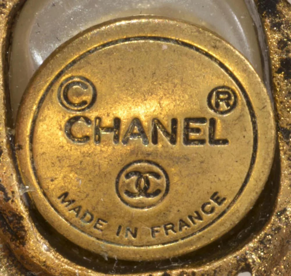 Chanel Costume Jewelry Marks and Signatures | Sparkly ...
