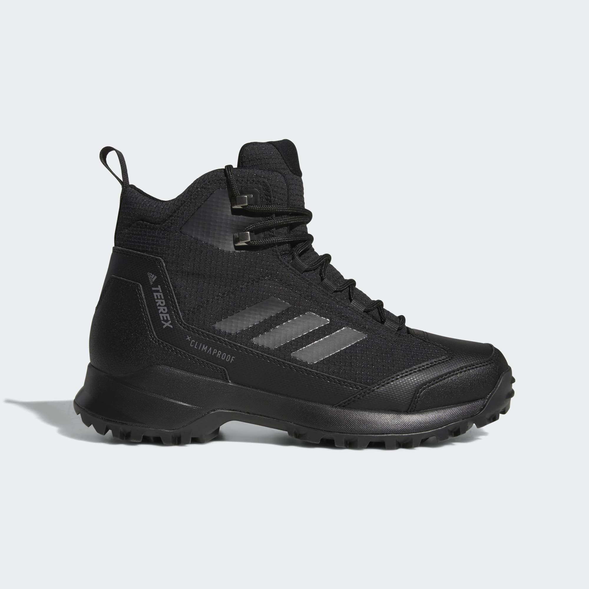 pretty nice 2baef bc8cd adidas Terrex Heron Mid CW CP Boots - Black   adidas UK