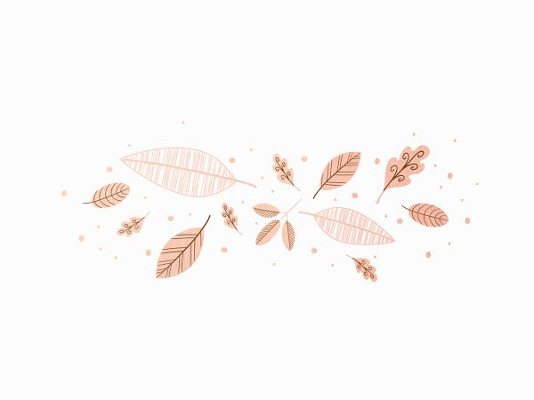 Rose Gold Leaves Google Drive Fall Wallpaper Desktop Wallpaper Fall Aesthetic Desktop Wallpaper