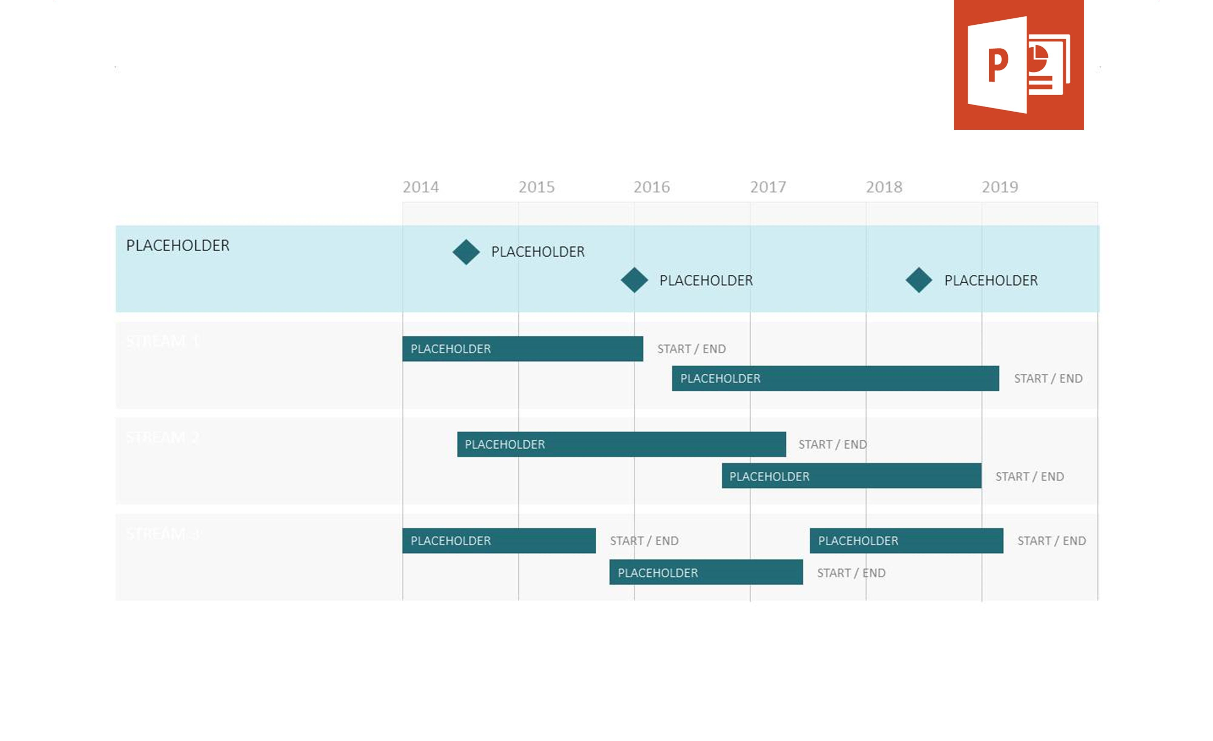 Our gantt chart with timeline and milestones help you to present our gantt chart with timeline and milestones help you to present your content in an appropiated nvjuhfo Images
