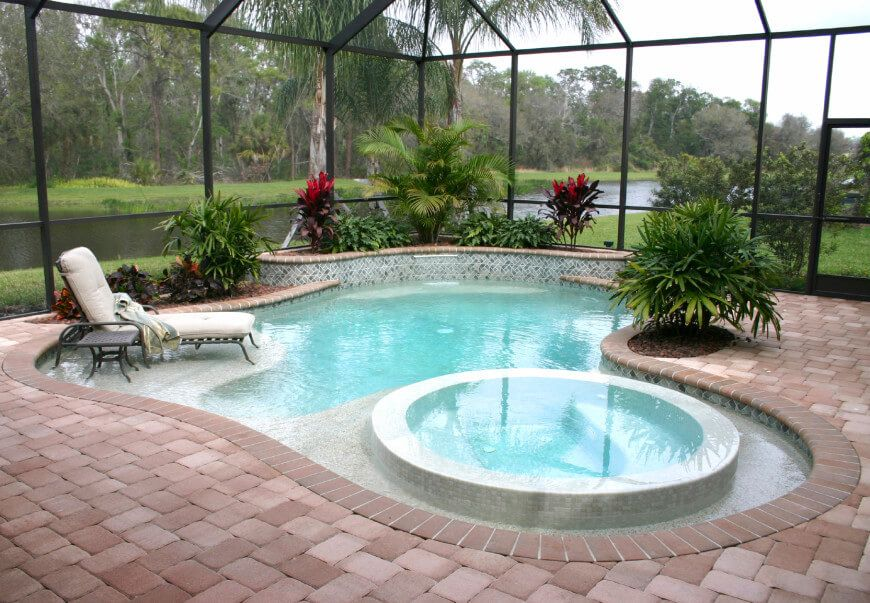 101 Swimming Pool Designs And Types Photos Pool Designs Backyard Pool Small Swimming Pools