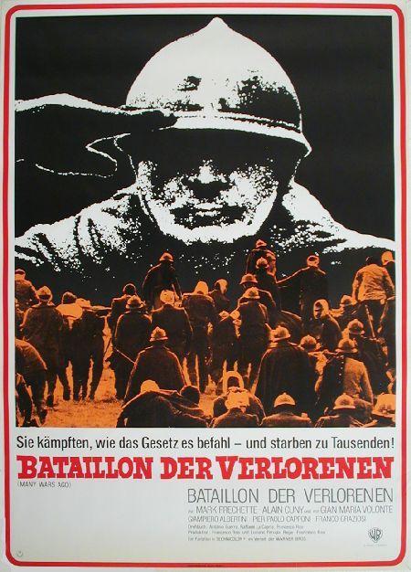 Anti Kriegsfilme