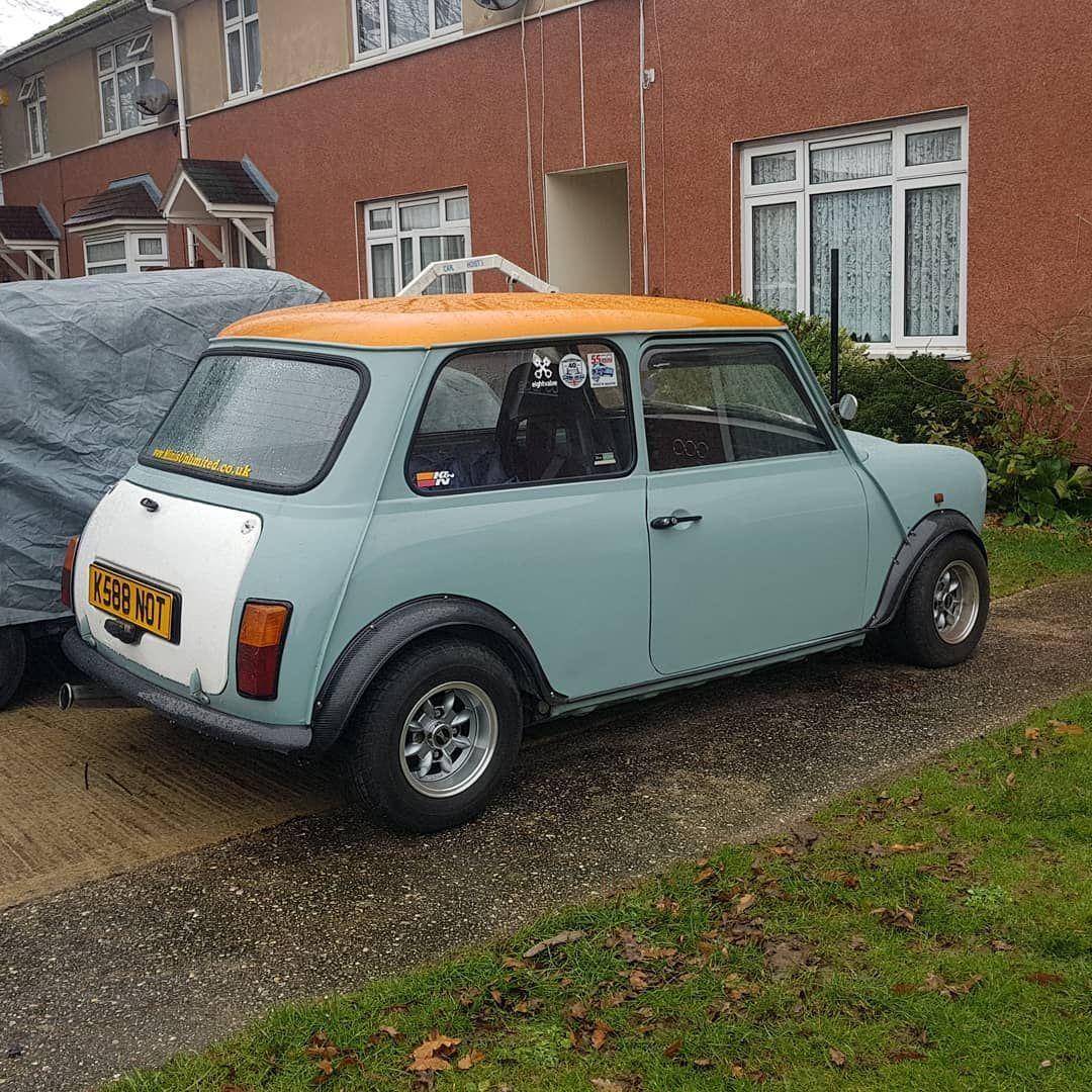 New Post Classic Mini Cool Cars Classic