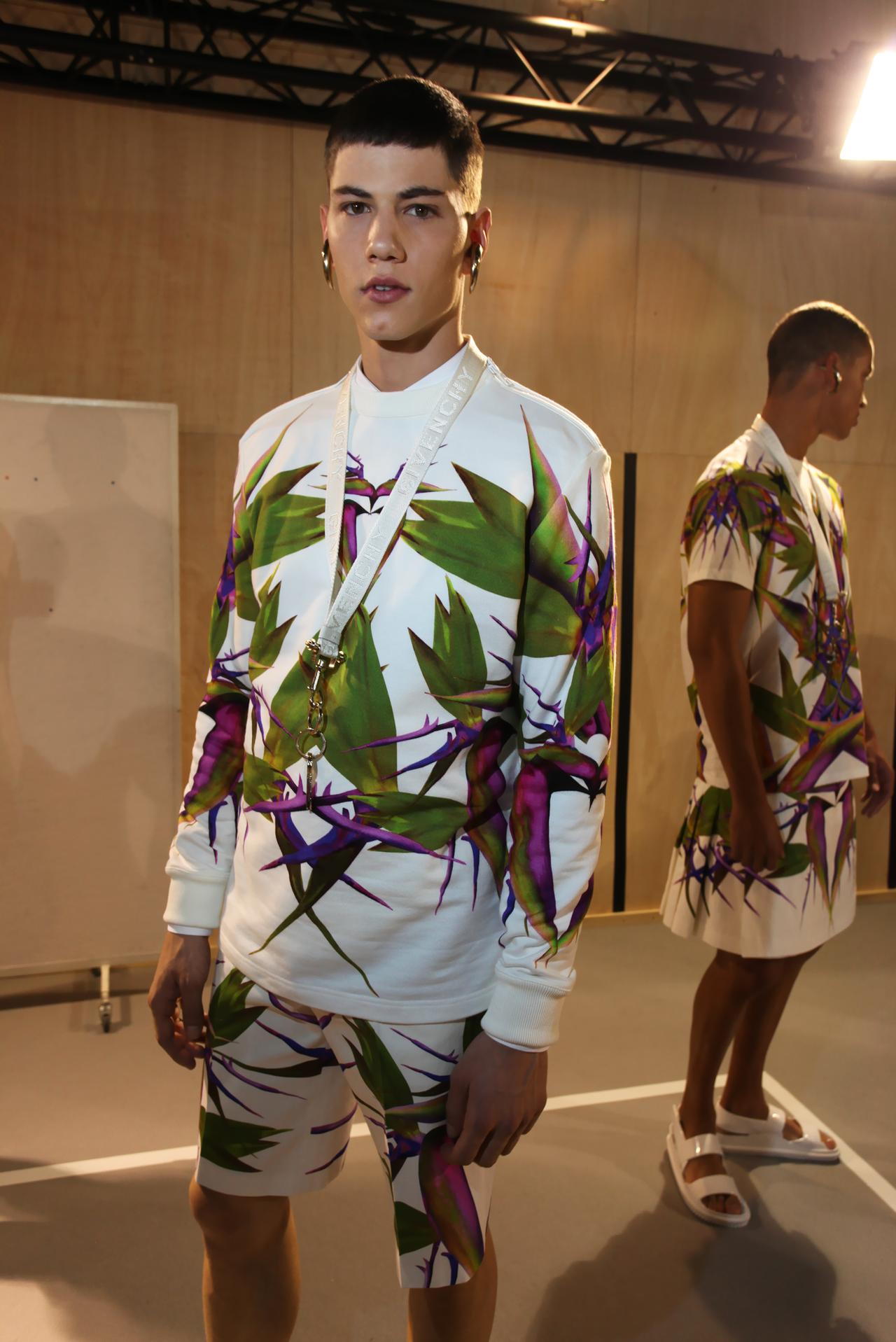 vuittonv:    Friday, June 29: Givenchy Menswear Spring/Summer 2013