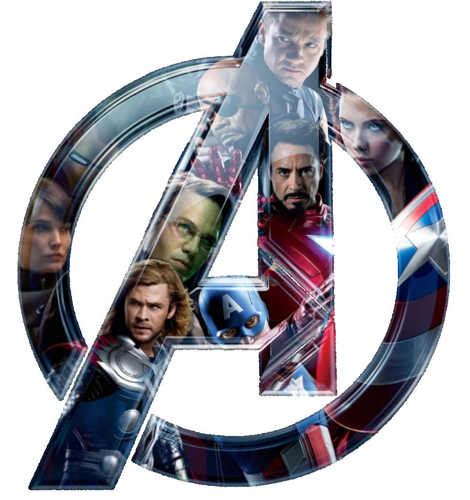 Avengers PNG Transparent Image PNG Mart Avengers logo
