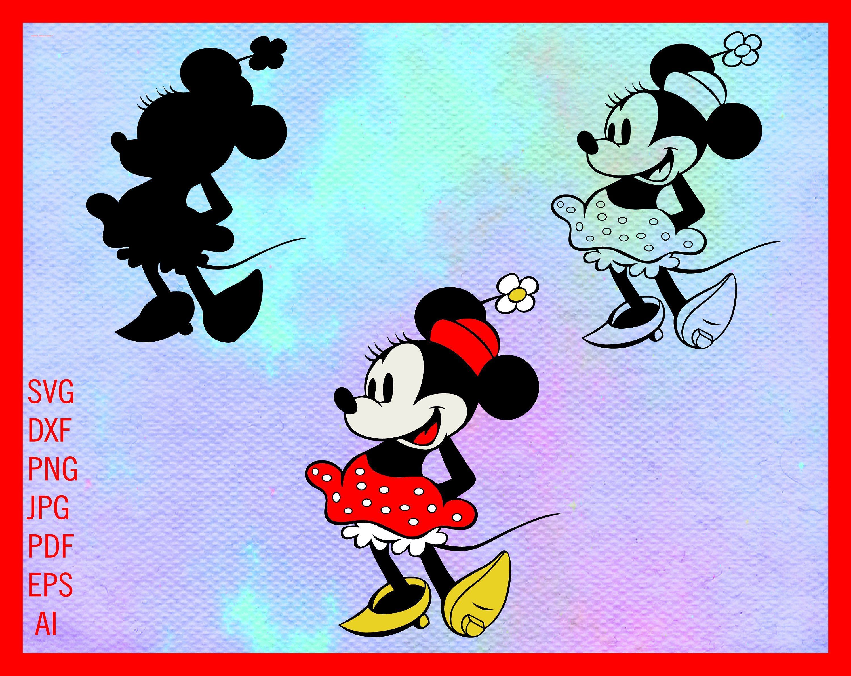 Pumpkins Svg Pumpkin Svg Fall Svg Leopard Print Pumpkin Svg Svg Files For Cricut Silhouette Files Minnie Mouse Clipart Retro Disney Mickey Mouse And Friends