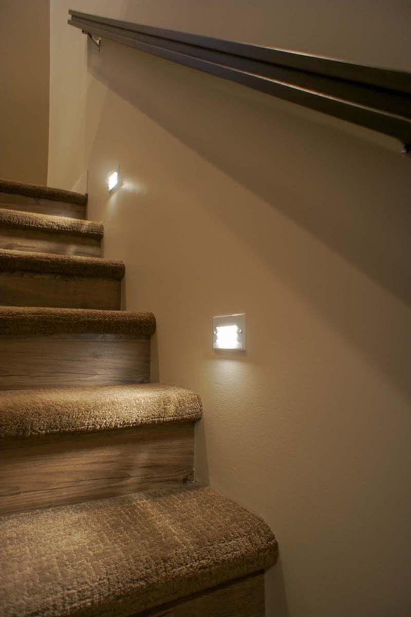 Urban prairie homes lights and stair coverings carpet