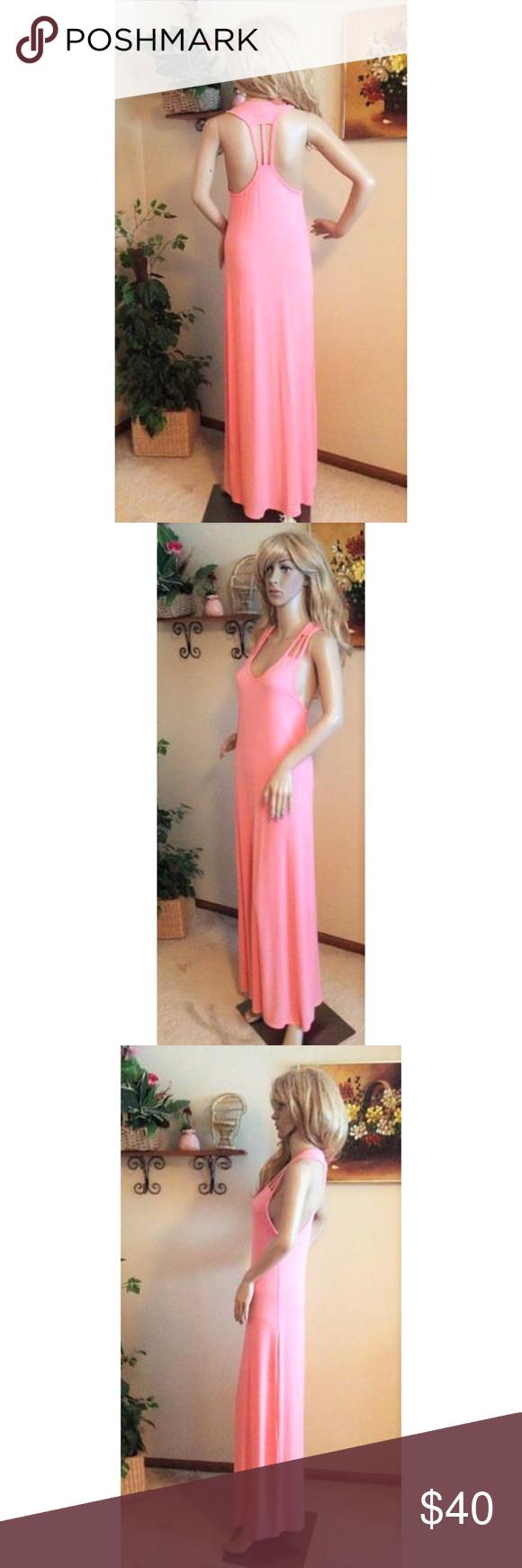 Victoria S Secret Supermodel Essentials Maxi Dress Dresses Clothes Design Victoria Secret Dress [ 1740 x 580 Pixel ]