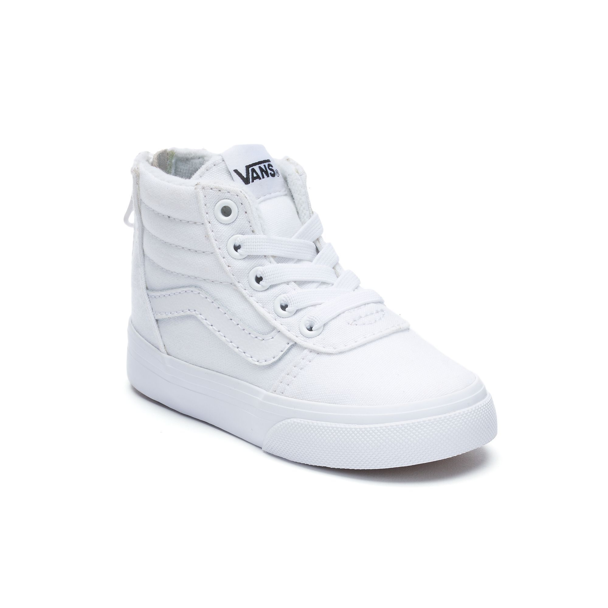 3023704608 Vans Ward Zip Toddlers  High Top Sneakers