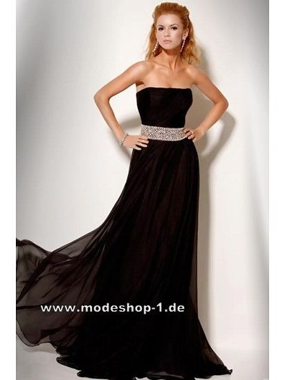 abendmode schwarz damen kleid abendkleid lang 151 prom pinterest. Black Bedroom Furniture Sets. Home Design Ideas