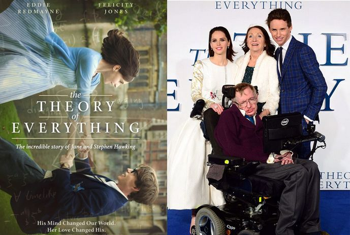 Absolute MUST-SEE... The Theory of Everything (2014) The story of Jane Wilde and Stephen Hawking
