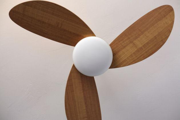 My Favorite Ceiling Fan And I Painted It Gold Ceiling Fan With