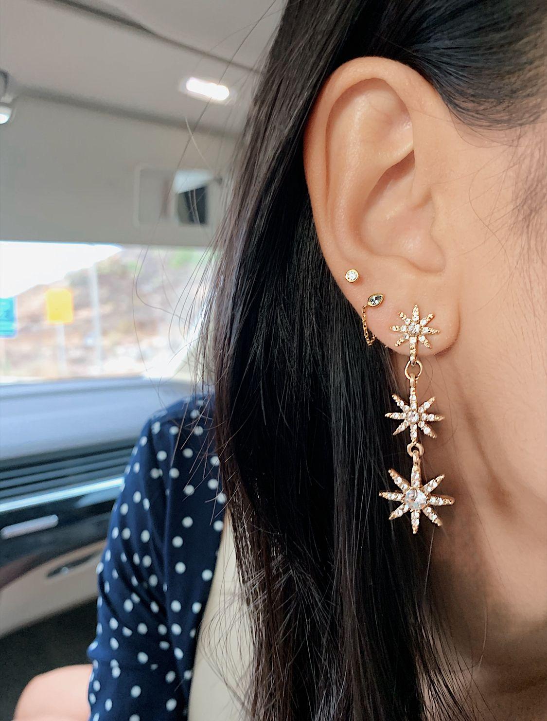 925 sterling silver round hammered earrings hammered disco plate earrings ear stud lobe earrings 1 pair