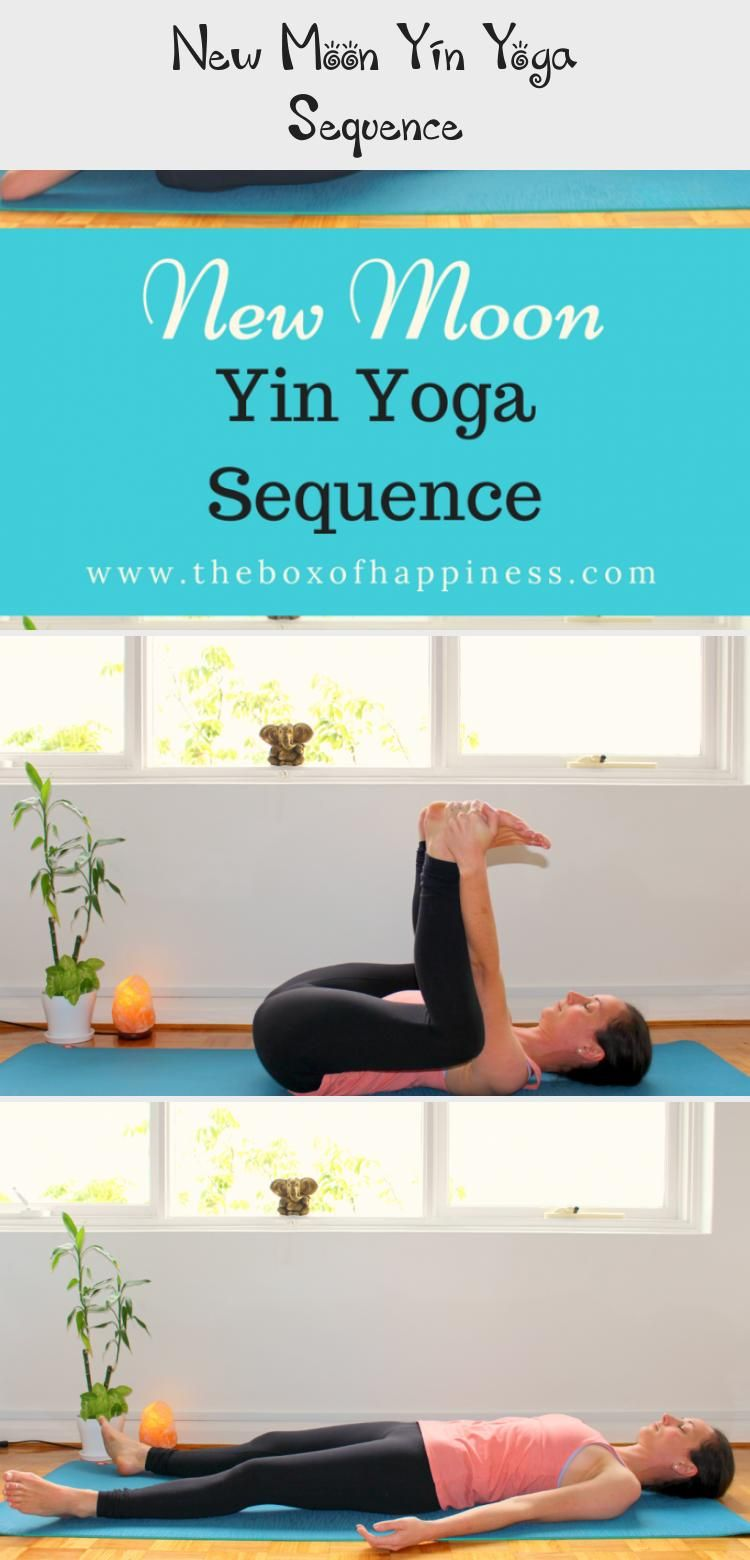 Yin Yoga Sequence For Happiness