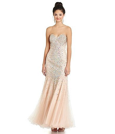 Available At Dillards Dillards Dream Formal Dressesgowns