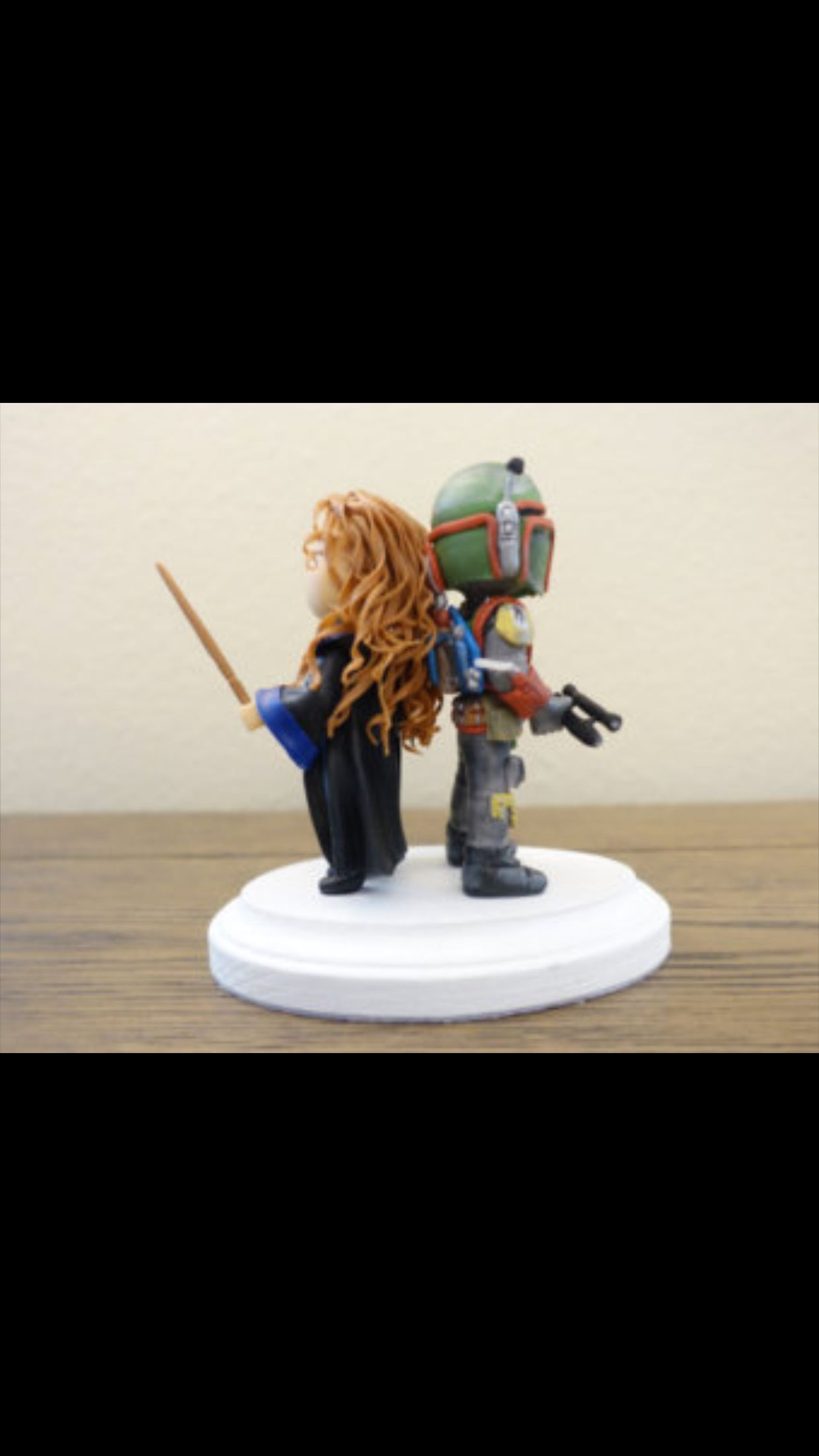 Pin by danalizzie on cake toppers star wars wedding cake