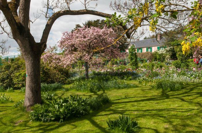 Bilder Schöne Gärten claude monet gartengestaltung ideen schöne gärten bilder