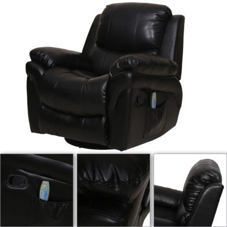 reclining sofa chair. Interesting Sofa Electric Massage Recliner Sofa Chair Ergonomic Lounge Heated WControl  Black Recliningsofa Throughout Reclining