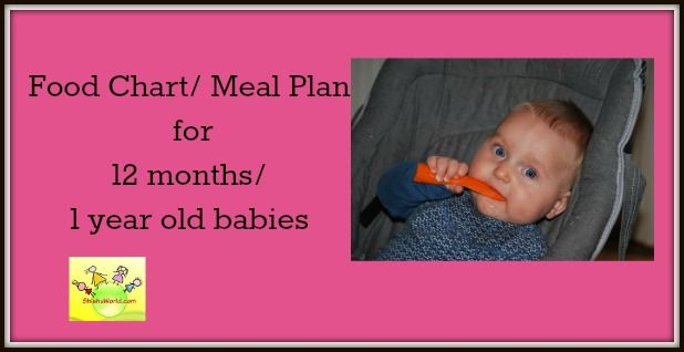 12 month baby food chart indian meal plan for 1 year old baby 12 12 month baby food chart indian meal plan for 1 year old baby forumfinder Image collections