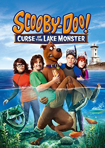 Scooby Doo Curse Of The Lake Monster Tv Movie 2010