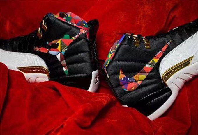 250c0a92a3b Top Air Jordan 12 Retro CNY CI2977-006 | Jordan Shoes in 2019 ...