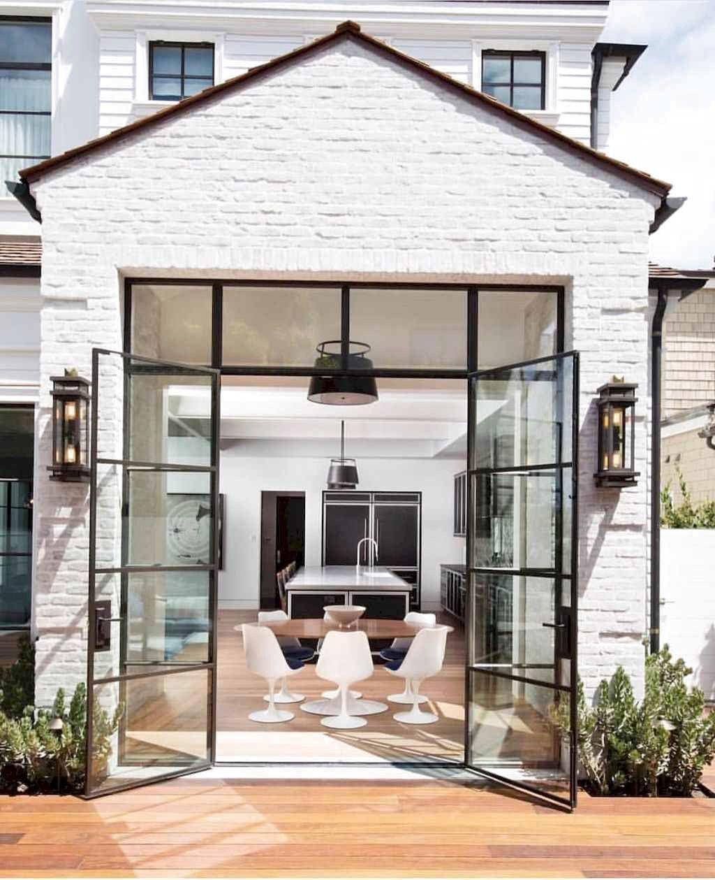 80 Awesome Modern Farmhouse Exterior Design Ideas   White ... on diy home design audio, diy home interior, diy home bathroom, diy home kitchen design, diy home living room,