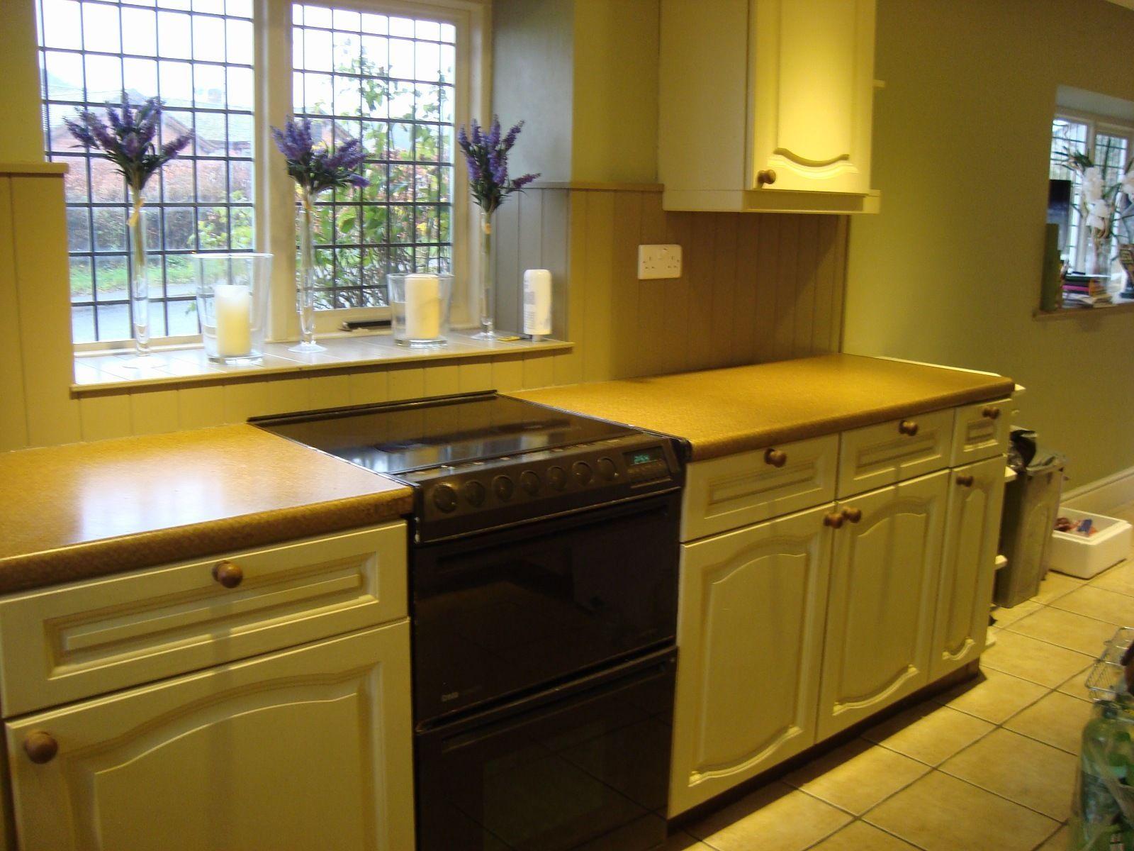 Solid wood door kitchen units | eBay