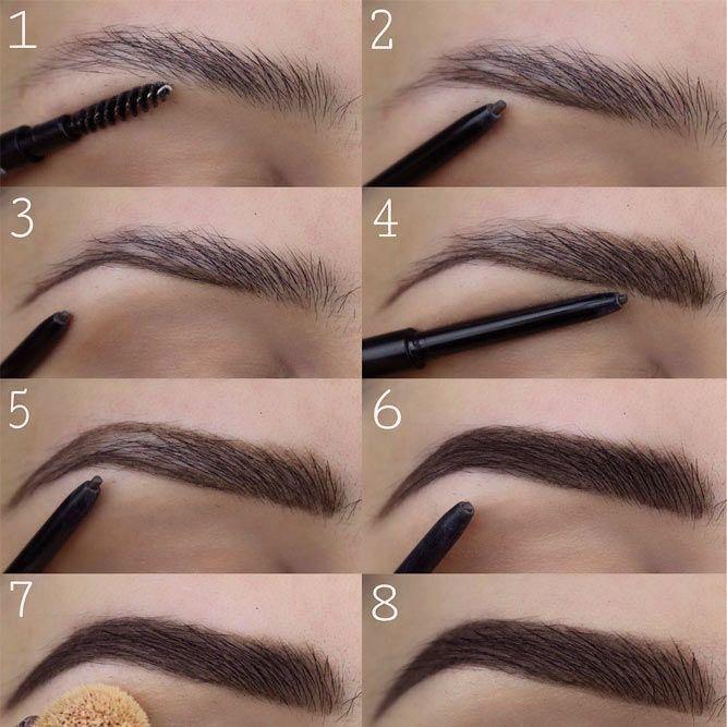 Photo of Augenbrauen – Make-up Tipps Lippen