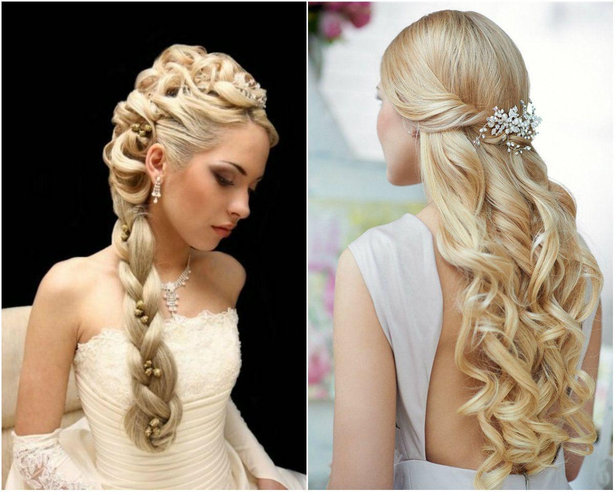 princess wedding hairstyles - black