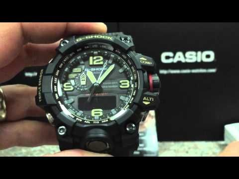 5086d2017eb Top 10 Best Casio Watch Reviews - Tough G-Shock Black Watches for Men -  YouTube