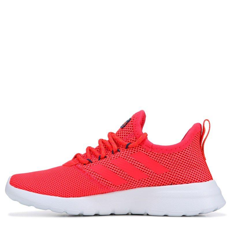 GREY ADIDAS Womens Lite Racer Rbn Sneaker