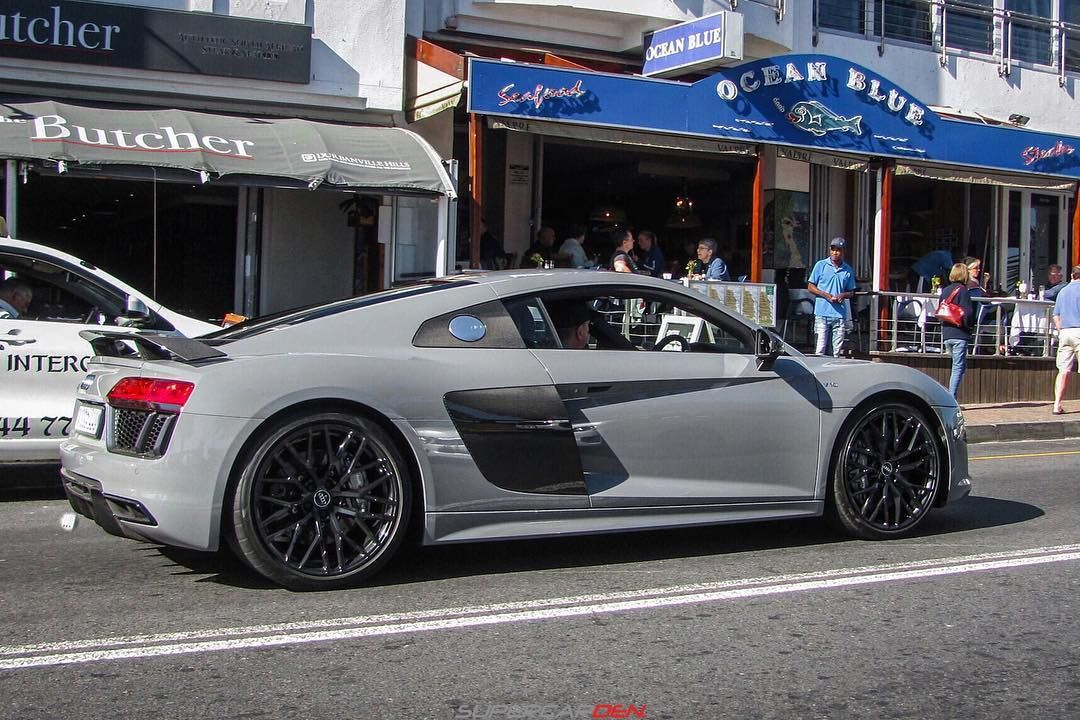 Nardo Grey Audi R8 V10 Plus Anyone It S The Only One In This Colour