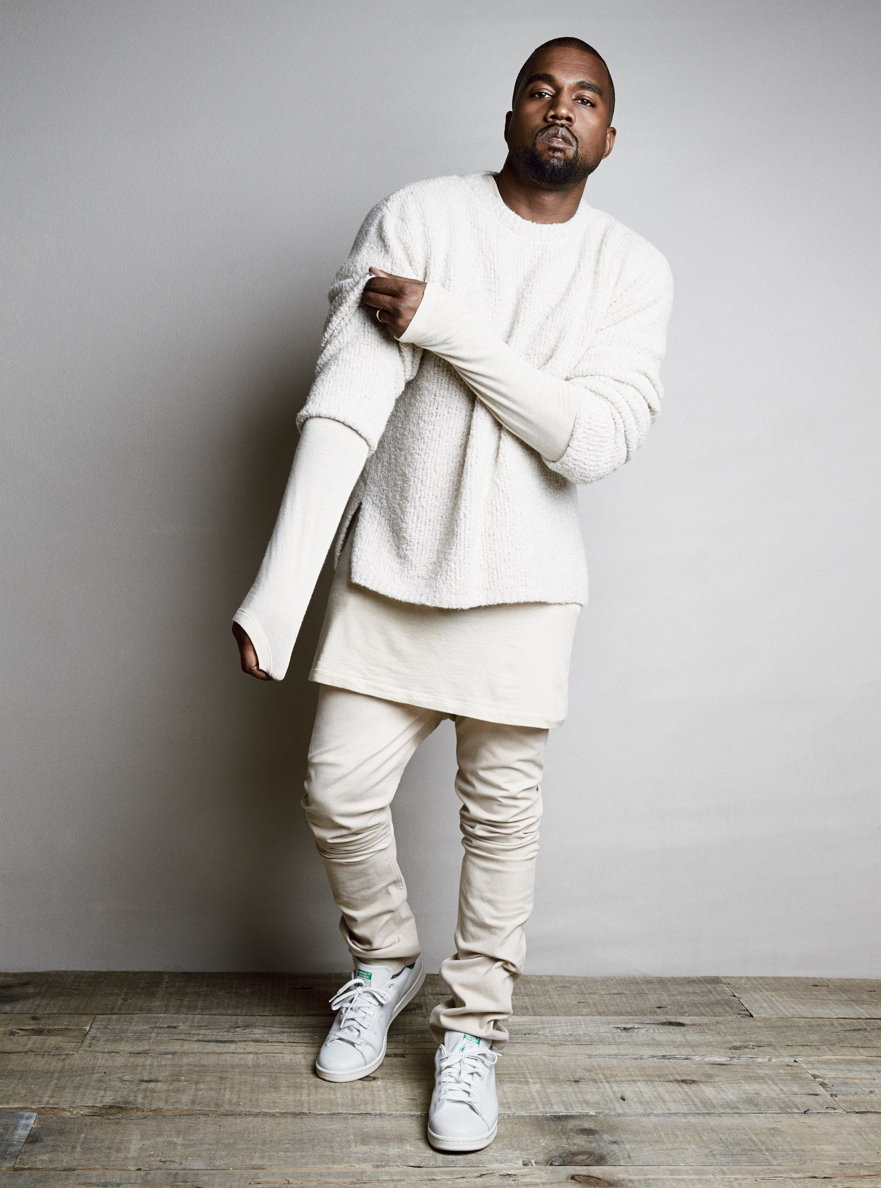 The Kanye West Guide To God Level Fashion