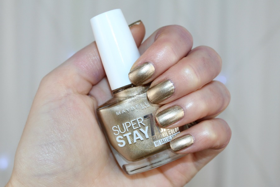 Maybelline Superstay Gel Nail Colour Does It Last 7 Days Maybelline Nail Polish Gel Nail Colors Gel Nails