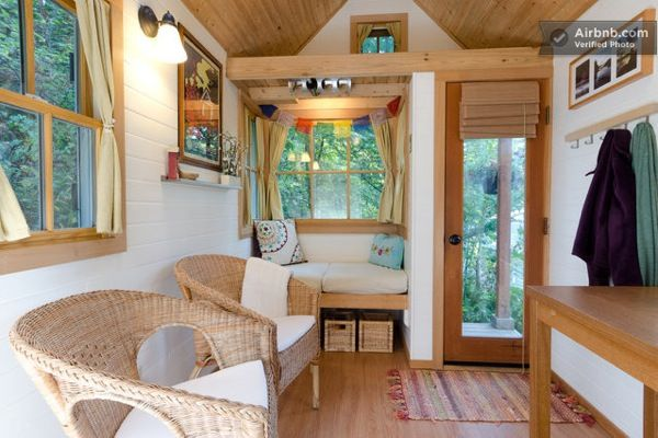 17 Best images about Tiny Houses on Pinterest Modern tiny house