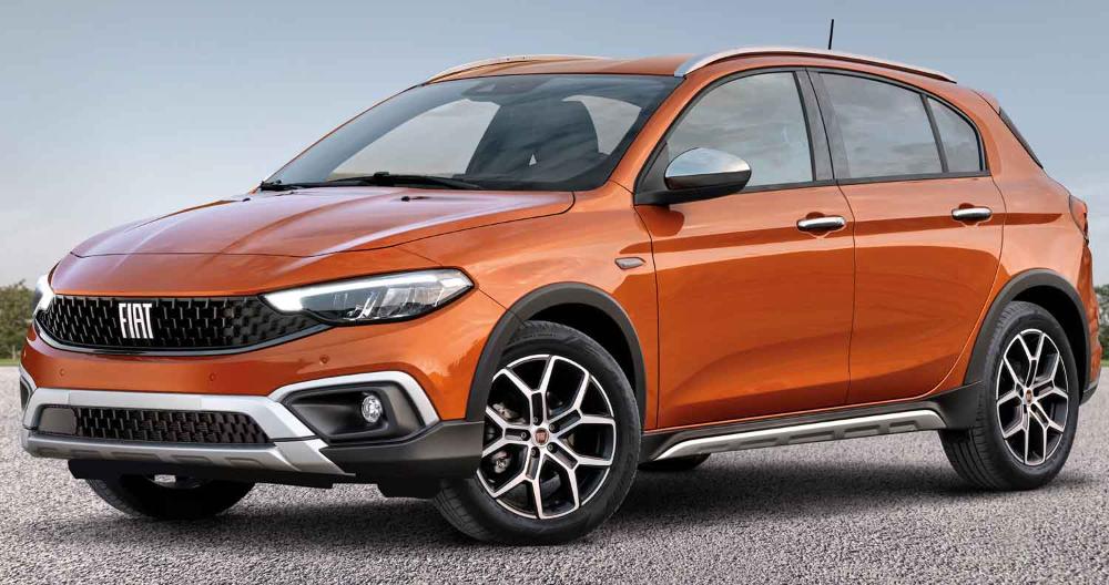 فيات تيبو كروس 2021 الجديدة بالكامل هاتشباك عائلية إيطالية بنكهة الكروس أوفر موقع ويلز In 2020 Fiat Tipo Fiat Car